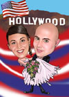 Caricaturas de En Hollywood
